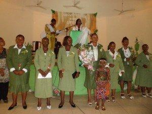 Union des femmes Baptistes missionnaires de Côte d'Ivoire  /   Des actions d'envergure annoncées  UFEBAM-300x225